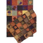 RUSTLING LEAVES QUILT PATTERN