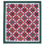Christmas Kisses Quilt Pattern