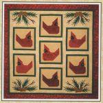 Winter's Harmony Quilt Pattern