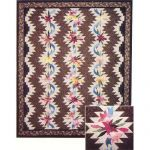 MOUNTAIN LILY QUILT PATTERN*