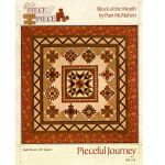 Pieceful Journey Block of The Month Pattern