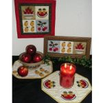 4 x 4's Fruit Pattern