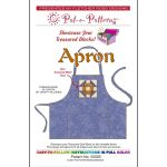 Treasured Quilt Blocks Apron Pattern