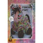 Painted Pony Ruffle Doll Quilt Pattern
