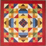 TIED UP IN KNOTS QUILT PATTERN