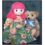 Patty the Pajama Doll Pattern