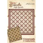 Crossroads & Country Roads Quilt Pattern