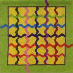 WILD AND WOVEN QUILT PATTERN