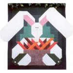 A BUSHEL FOR MY BUNNY QUILT PATTERN