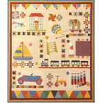 PLAYTIME QUILT-set of 9