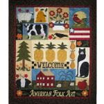 American Folk Art Complete Set Quilt Patterns
