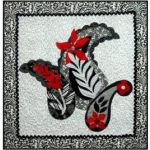 Perfectly Paisley Applique Pattern