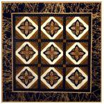 Medallion Mosaic Applique Pattern