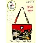 Sew Easy i-Pad Tote Pattern