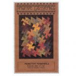 Primitive Pinwheels Quilt Pattern