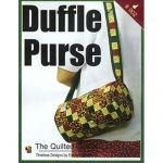 DUFFEL PURSE QUILT PATTERN