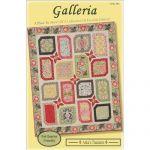 Galleria Quilt Pattern