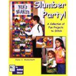 SLUMBER PARTY!  QUILT BOOK*