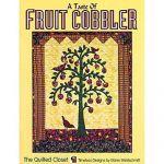 A TASTE OF FRUIT COBBLER QUILT BOOK*