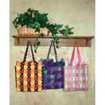 PICKET FENCE TOTE