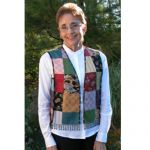 HEAVENLY CHARMS VEST QUILT PATTERN