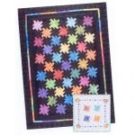 WATERWHEEL SPLASH QUILT PATTERN*