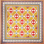 French Fox Quilt Pattern