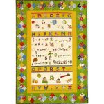 ABC Yellow Quilt Pattern