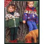 LIL' FRIENDS HOODED JACKET QUILT PATTERN*