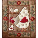 Spotty Hen Quilt Pattern