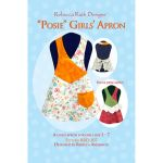 Posy Girls' Apron Pattern