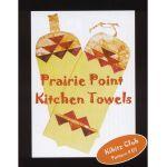 Prairie Point Kitchen Towels