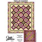 Trellis Garden Quilt Pattern