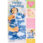 ZIPPY BUNTING SNOWSACK QUILT PATTERN