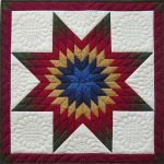 Lone Star Quilt Pattern