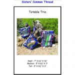 Totable Trio Bag Quilt Pattern
