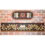 HOME SWEET HOME MANTEL SERIES QUILT PATTERN