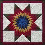 Lone Star Quilt Pattern Kit