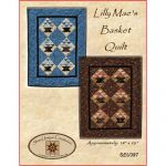 Lilly Mae's Basket Quilt Mini Quilt Pattern