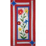 Stars In My Garden Quilt Pattern