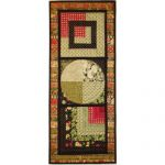 Far East Holiday Banner & Quilt Pattern