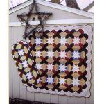 Basket Weave Stars Pattern