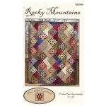 Rocky Mountains Quilt Pattern