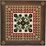 Savannah Wall Hanging Quilt Pattern