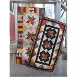 Star Gazing Too! Table Runner Quilt Pattern