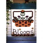 Blooms Wall Hanging Quilt Pattern