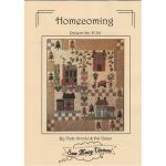 Homecoming Wall Hanging Quilt Pattern