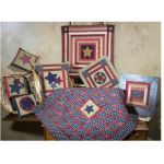 LIBERTY GATHERINGS COLLECTION QUILT PATTERN