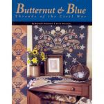 BUTTERNUT & BLUE QUILT PATTERN BOOK