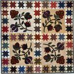 Primitive Garden Quilt Pattern